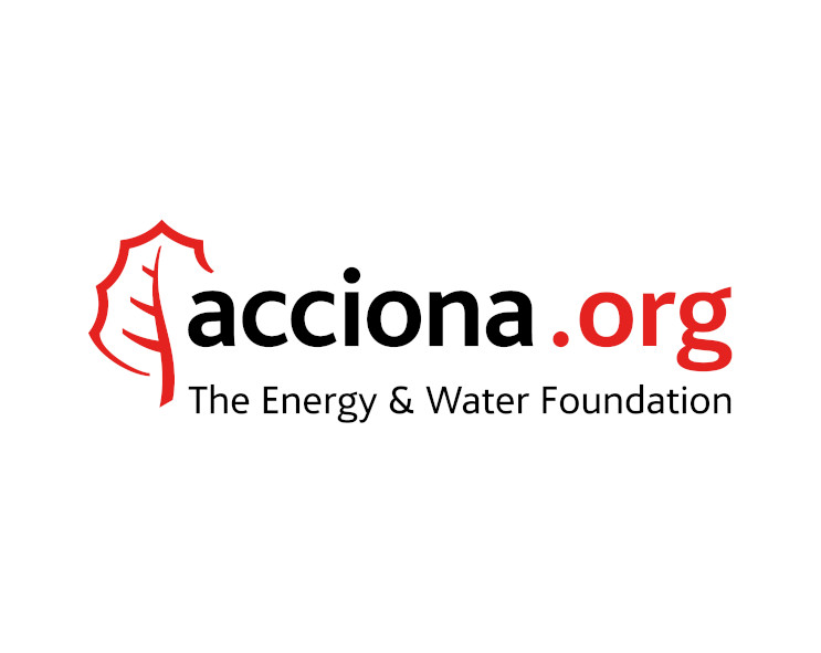 Now, we are acciona.org, The Energy & Water Foundation