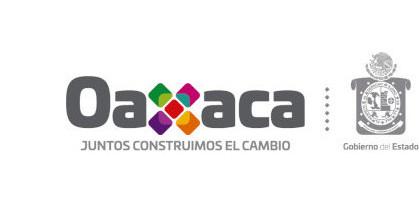 Logo del Gobierno de Oaxaca