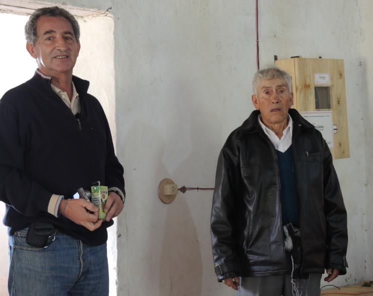 Fundación Energía sin Fronteras visita instalaciones de Luz Comunitaria Cajamarca 10