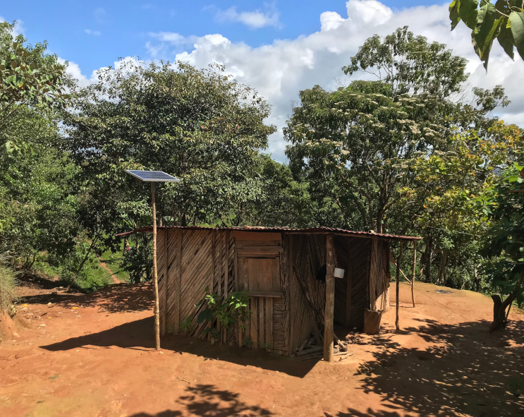 Bringing electricity to 2,250 people with our first project in Panama