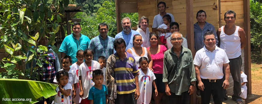 300 families get access to electricity through EncASa Oaxaca