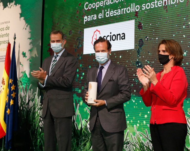 EncASa Oaxaca has been awarded in the European Business Awards for the Environment