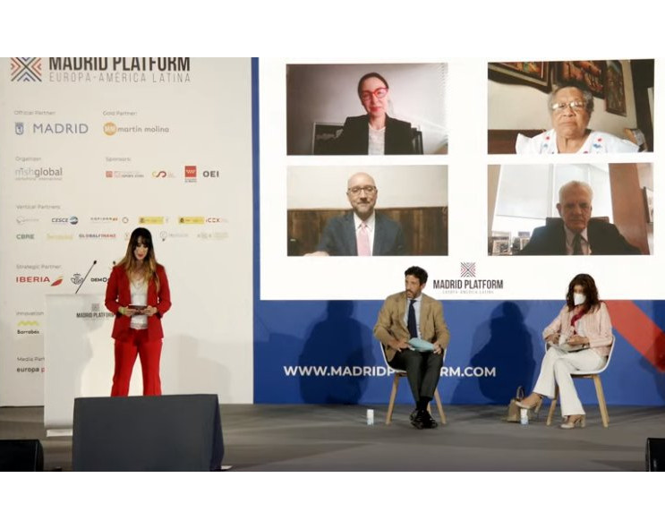 """""""2030 Agenda & Human Rights: the role of the businesses"""" Round Table"""